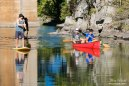 Canoeing Kingston Ontario