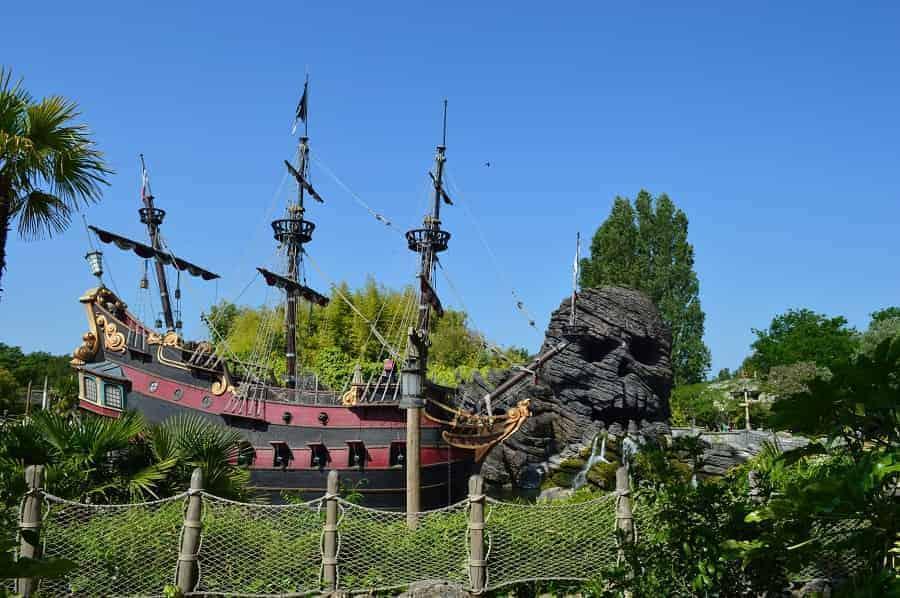 Disneyland Paris Adventureland