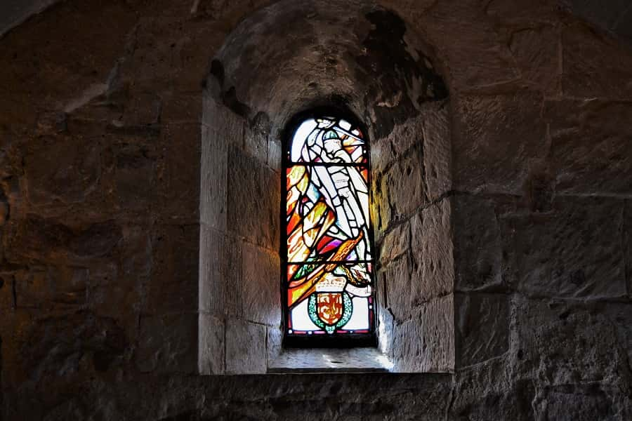 St. Margaret's Chapel Stained Glass