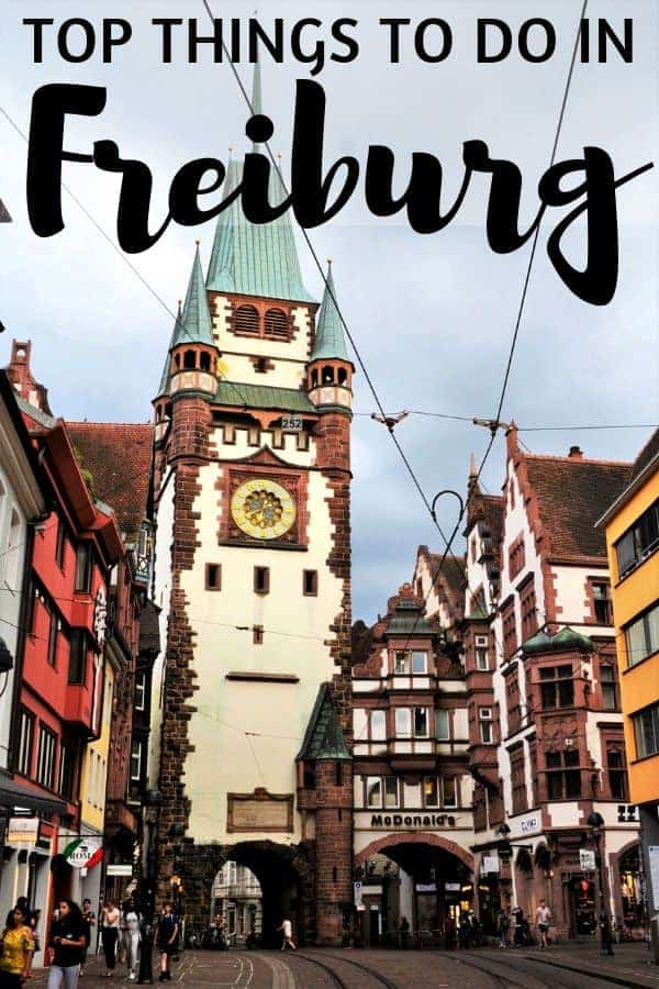 Top Things to do in Freiburg Germany for a Day Trip