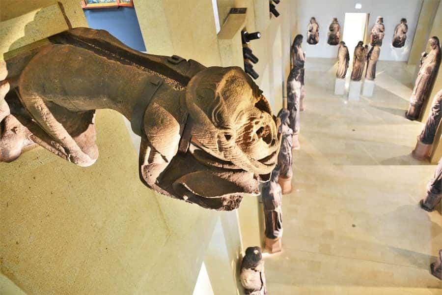 Gargoyles Augustiner Museum