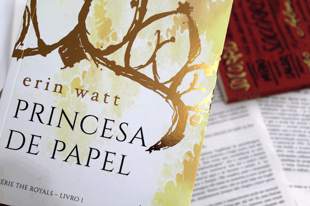 Princesa de Papel - The Royals #01 - Erin Watt
