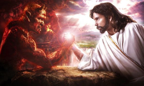 The Jesselton Girl The Conversation Between Jesus & Satan
