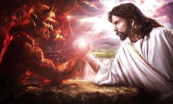 The Jesselton Girl The Conversation Between Jesus & Satan