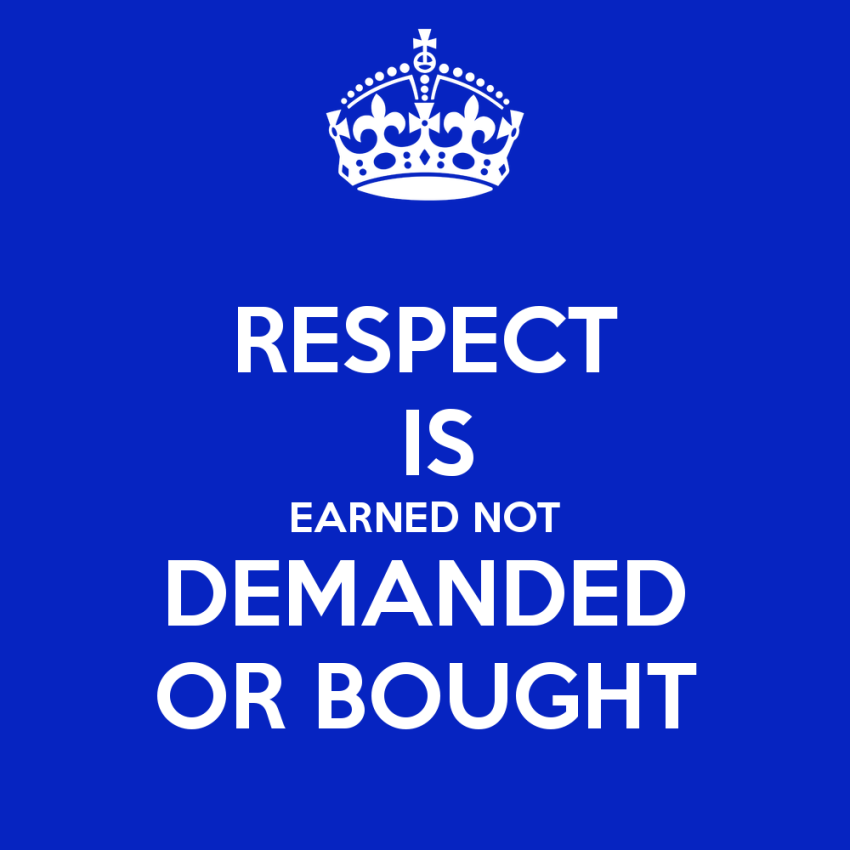 The Jesselton Girl Respect is Earned, not Given