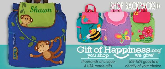 Shopping: Gift of Happiness – $5 Discount Offer
