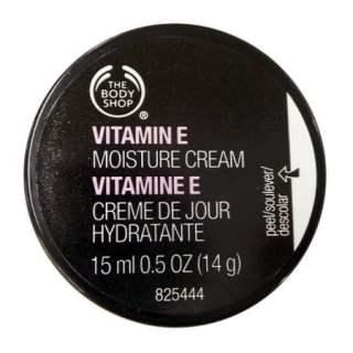 The Jesselton Girl Giveaway: Body Shop Vitamin E Moisture Cream (15ml)