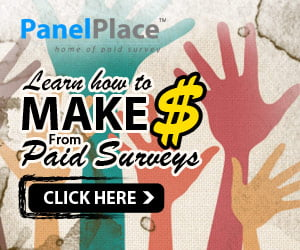 PanelPlace - Earn From Paid Surveys