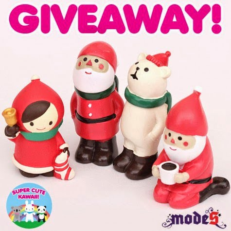 The Jesselton Girl Giveaway: Modes4U Cute Christmas Decole