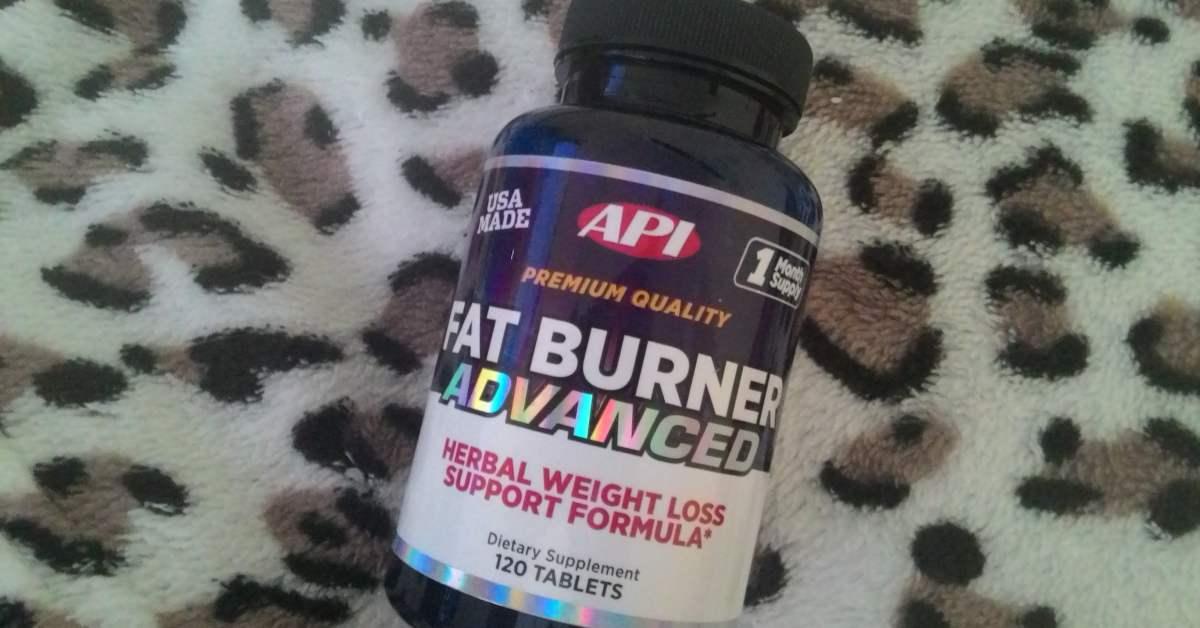 Supplement: API Fat Burner Advanced