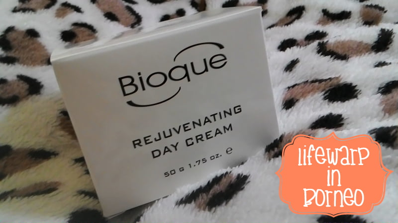 The Jesselton Girl Beauty: Bioque Rejuvenating Day Cream (50g)