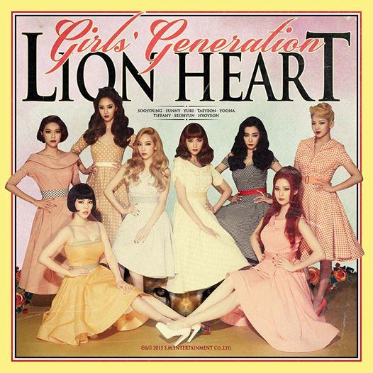 The Jesselton Girl Music: Girls' Generation 's 5th Album [K-POP]