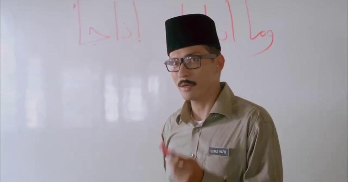 Movie: Suami Aku Ustaz