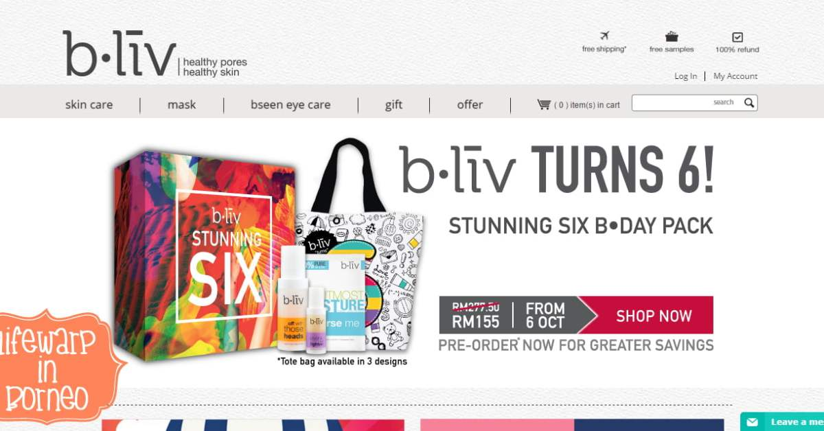 Shopping: Why You Should Buy From b.liv Online Shop