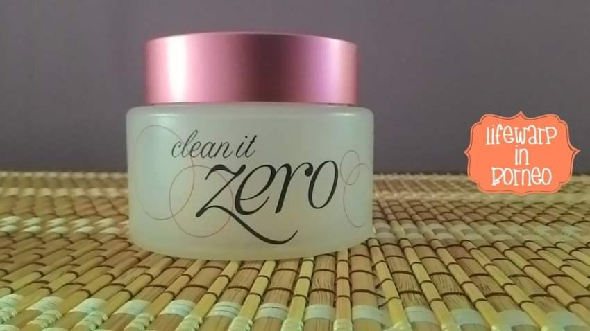 The Jesselton Girl Review: Banila Co. Clean It Zero (Sherbet Cleanser)
