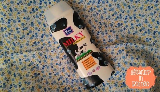 Review: YOKO Milky Shower Cream