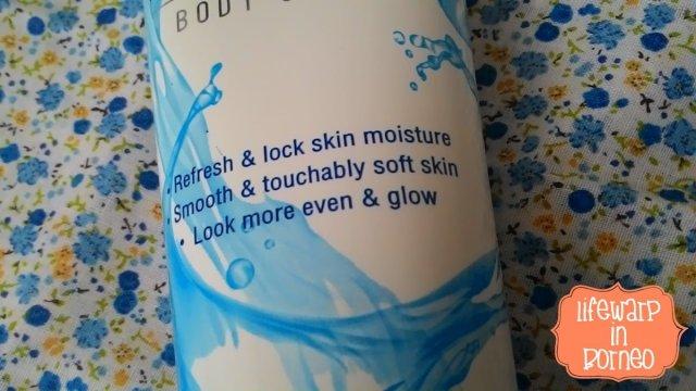 The Jesselton Girl Review: YOKO Aqua Moisture Lock Body Serum