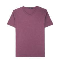 NAVY & NAVY WOMEN'S BASIC V NECK TEE RM19.00
