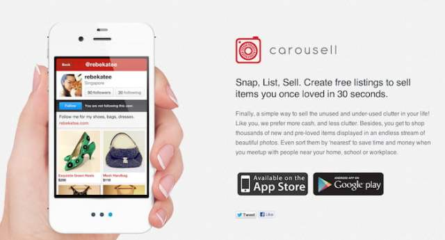Apps: Sell Your Items @ Carousell, The Jesselton Girl