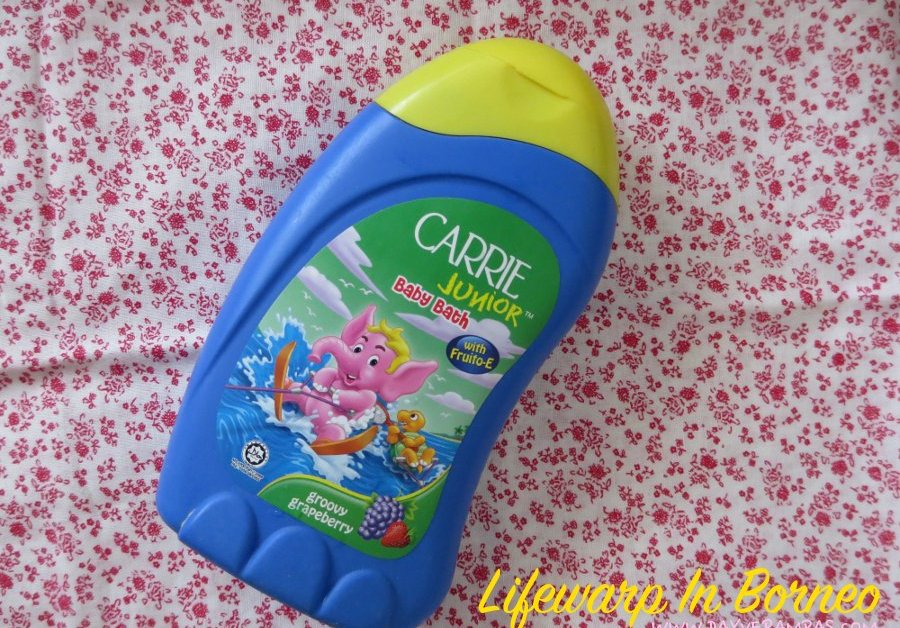 Baby: Carrie Junior Baby Bath – Groovy Grapeberry