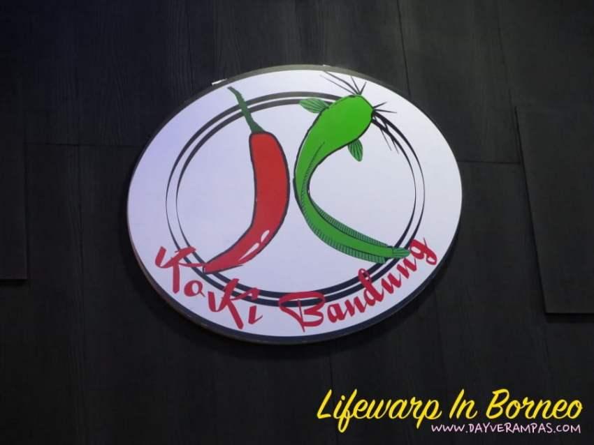The Jesselton Girl Food: KoKi Bandung @ 1Borneo Sabah