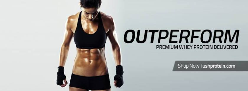 The Jesselton Girl Fitness: LushProtein - My Current Favourite Sports Nutrition