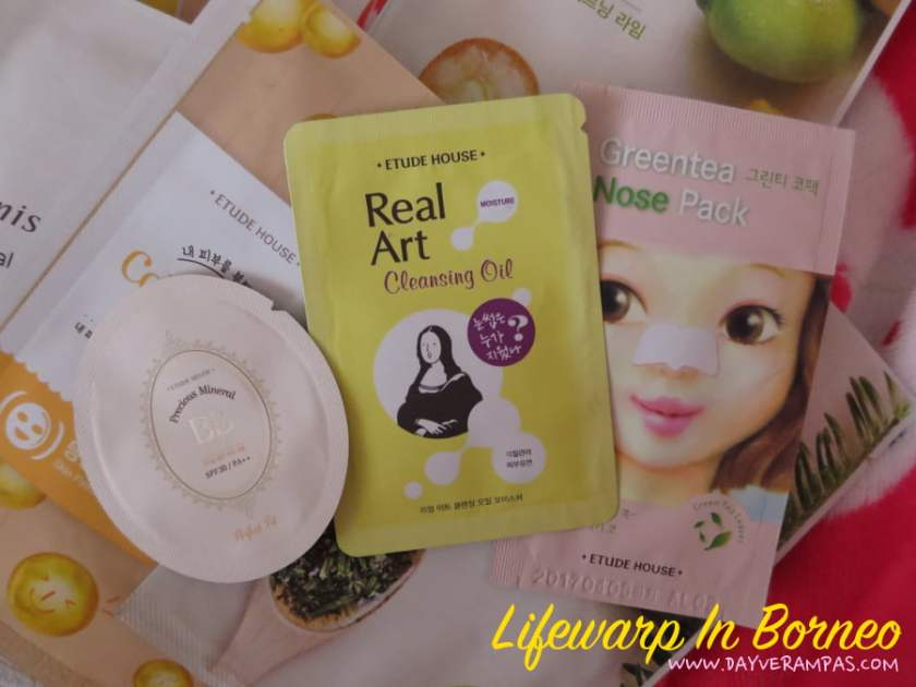 The Jesselton Girl Shopping: Beauty Haul with Major B