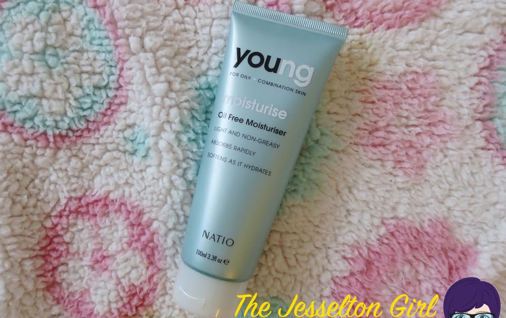 Review: Natio Young Oil Free Moisturiser