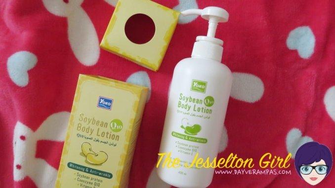 YOKO Soybean Whitening & Anti-Wrinkle Body Lotion