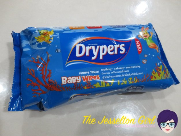 Baby: Drypers Baby Wipes