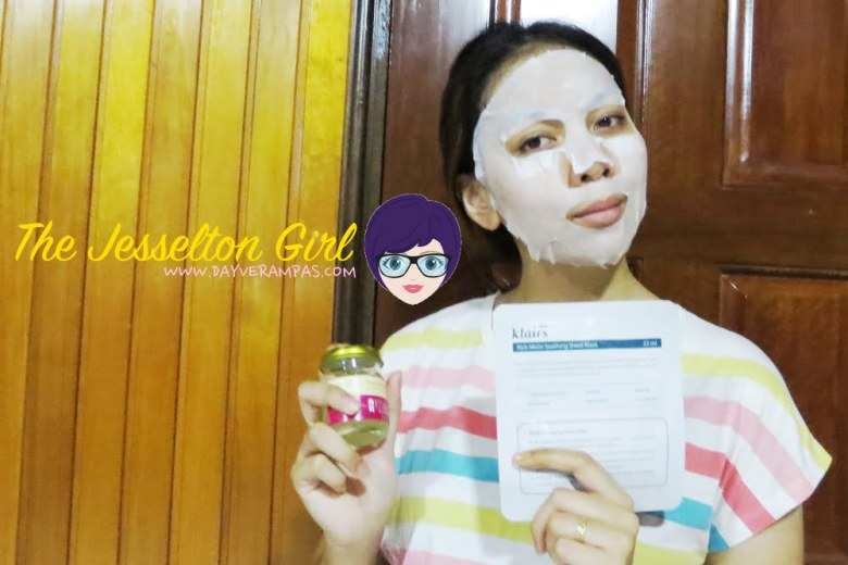 Special: Celebrate Mother's Day with Kinohimitsu Bird's Nest & Klairs Rich Moist Soothing Mask