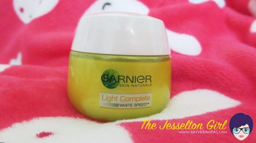 Garnier Skin Naturals Light Complete Whitespeed Multi- Action Whitening Serum Cream with SPF19/PA+++