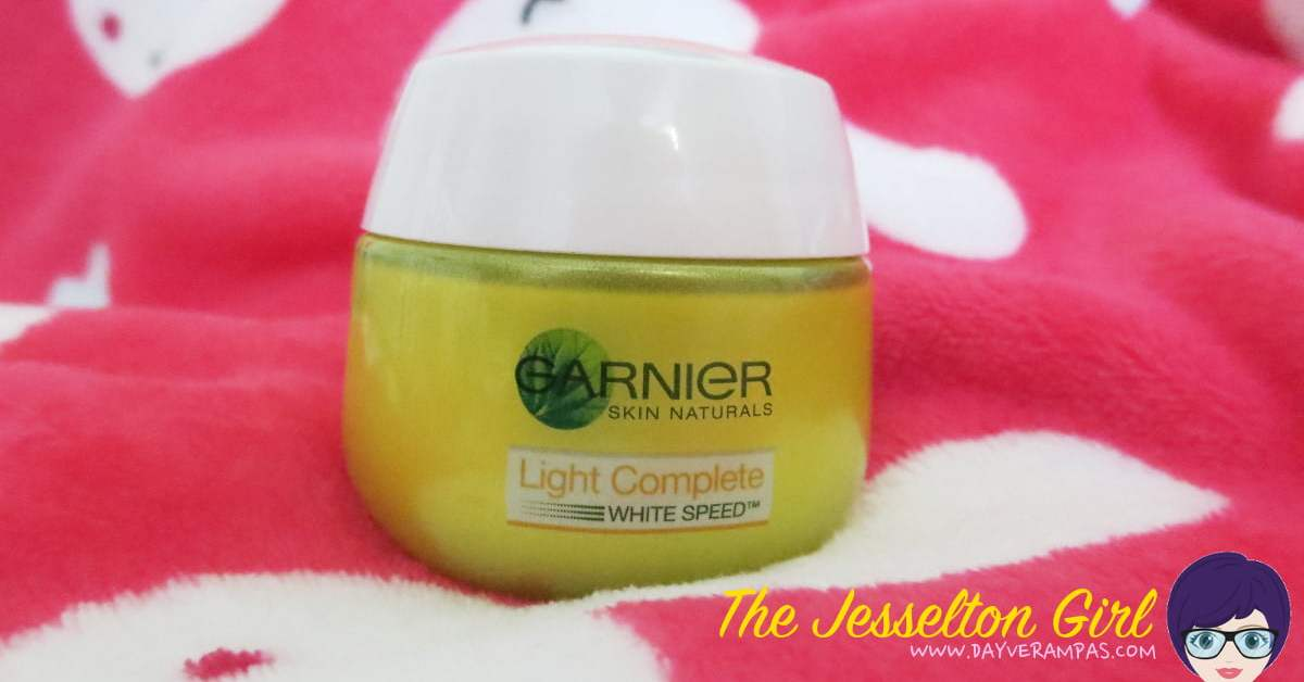 Review: Garnier Light Complete Multi-Action Extra UV Protection Serum Cream SPF 19/PA+++