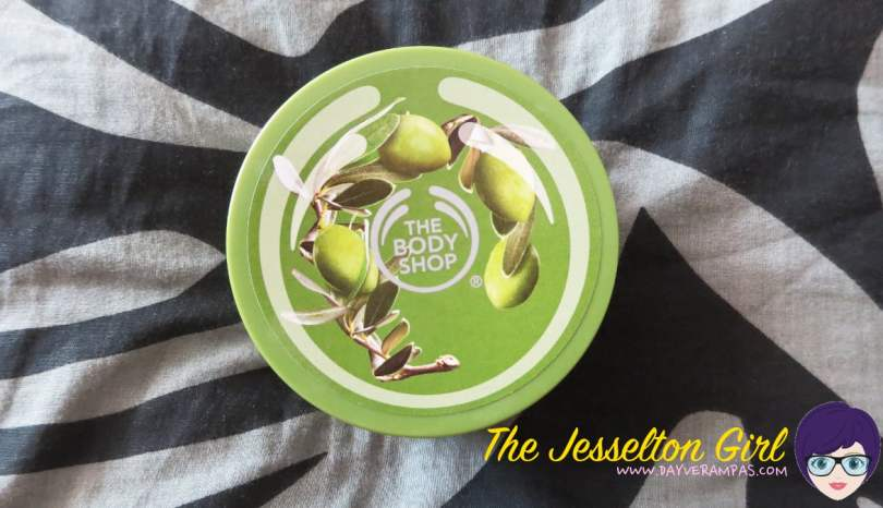 The Jesselton Girl Review: The Body Shop Olive Body Scrub