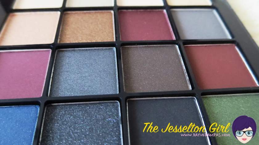 The Jesselton Girl Review: NYX Ultimate Eyeshadow Palette