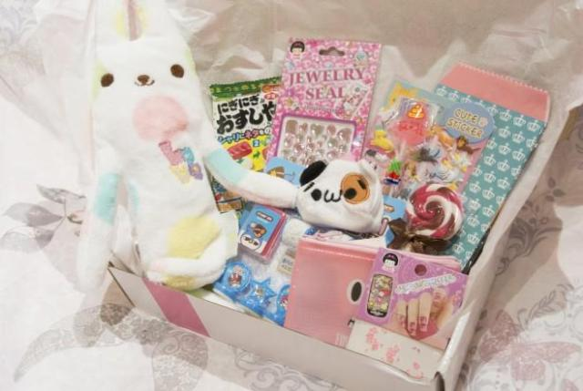 Promotion: The Cheapest Kawaii Box from Japan, The Jesselton Girl