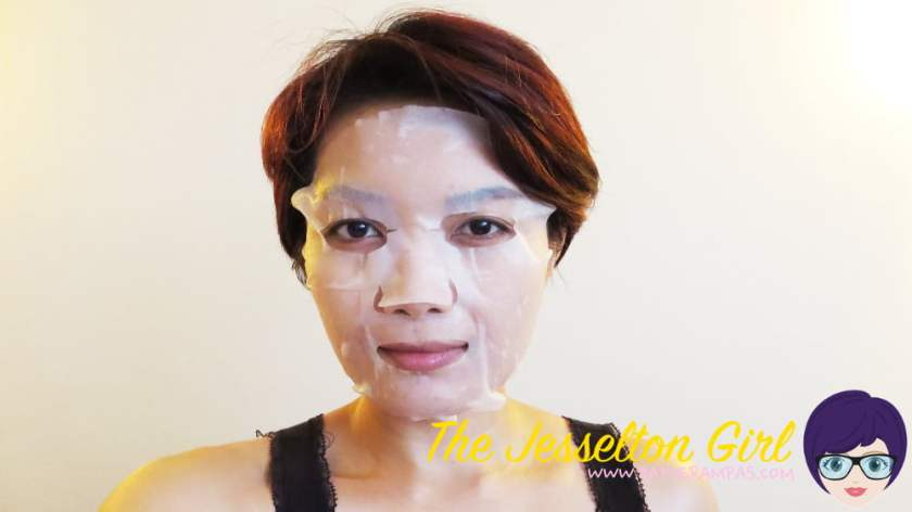 The Jesselton Girl Shopping: Innisfree Sheet Mask @ 91Loading