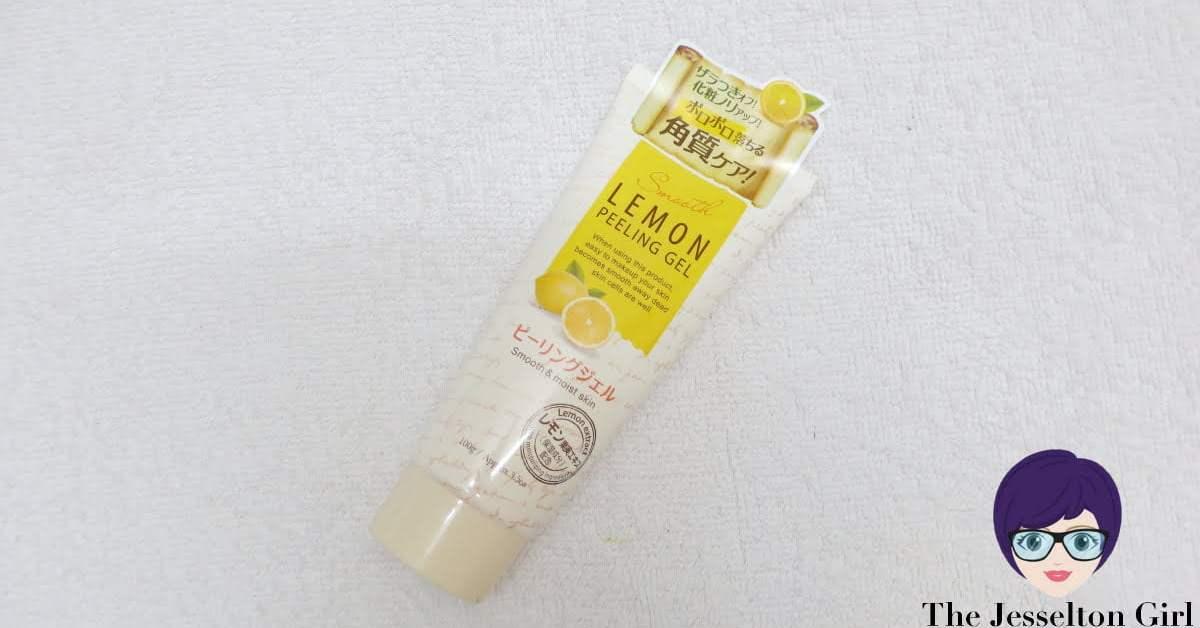 Review: Daiso Smooth & Moist Lemon Peeling Gel [NOT RECOMMENDED]