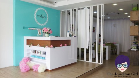 The Jesselton Girl Beauty: Maniqure - The Best Nail Spa Salon in Kota Kinabalu, Sabah