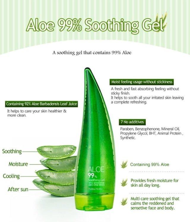 Beauty: Say Bye Bye to Acne Scars with Holika Holika Aloe 99% Soothing Gel, The Jesselton Girl