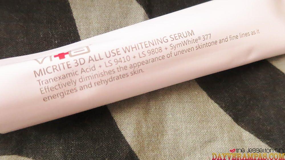 3D All Use Whitening Serum