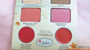 The Jesselton Girl Review: theBalm Voyage Vol. 2 Face Palette