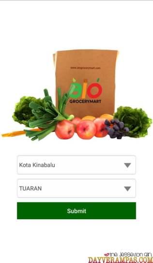 AIO GroceryMart