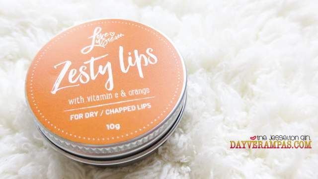 Love, Lusie Lips Scrub
