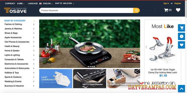 Tested & Confirmed: Save More When Shopping @ TOSAVE.com, The Jesselton Girl