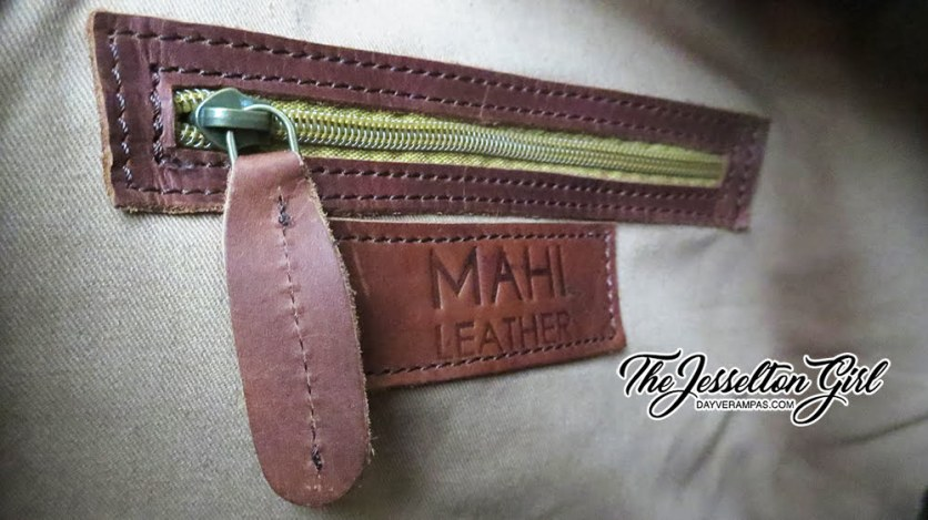 The Jesselton Girl Tested & Confirmed: MAHI Leather Bags Are Made of 100% Soft Cow Hide
