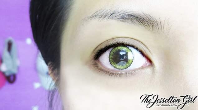 Review: Horien Eye Secret 38% 3 Months Color Contact Lenses, The Jesselton Girl