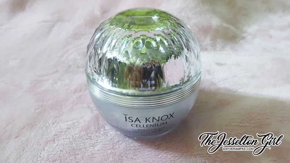 ISA KNOX Cellenium Cellistal Cream