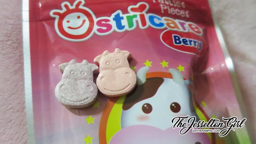 The Jesselton Girl Review: Ostricare Tasties Pieces (30 Pieces) - 5 Flavours (Halal)