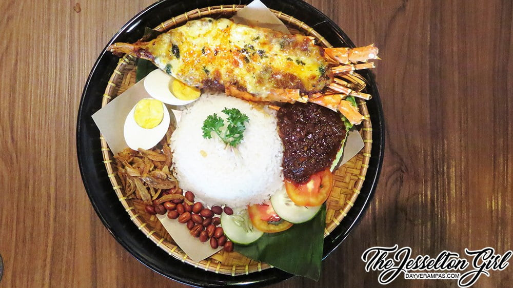 Where To Eat: Tavern Kitchen & Bar's New Menu – Lobster Nasi Lemak